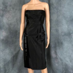 Gucci Strapless Cocktail Dress by TOM FORD size 42